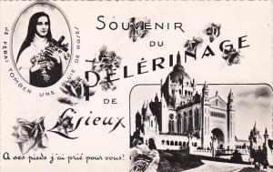 France Lisieux Souvenir du Pelerinage de Lisieux Photo