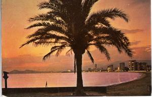 Spain, BENIDORM, used Postcard