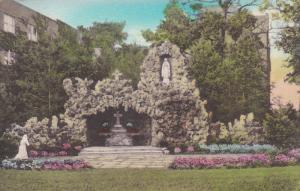 ORCHARD LAKE, Michigan, 1900-1910's; Grota Matki Boskiej, Seminarium Polskie