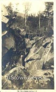 Falls Lost River NH Unused
