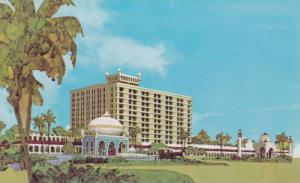 Exterior, International Hotel, Golf and Tennis Club, Grand Bahama Island, Bah...