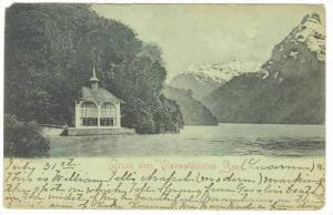 Gruss Vom Vierwaldstaetter See, Switzerland, 00-10s