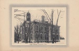 ARNPRIOR ,Ontario , Canada , 1900-10s ; High School