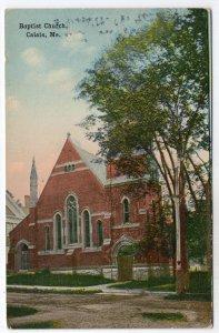 Calais, Me, Baptist Church