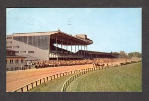 MD Pimlico Race Track Horse Racing Old Hilltop BALTIMORE MARYLAND Postcard PC