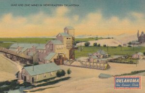 Lead & zinc Mines , OKLAHOMA , 1930-40s
