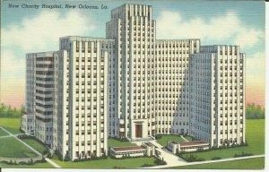 New Charity Hospital, New Orleans, La.