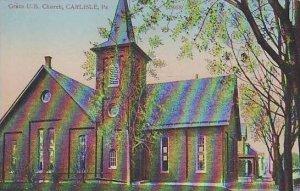 Pennsylvania Carlisle Grace U B Church