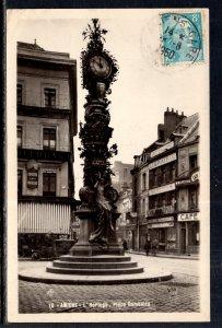 L'Horlege,Place Gambetta,Amiens,France BIN