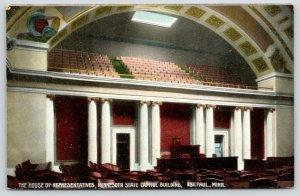 St Paul Minnesota~State Capitol Interior~House of Representatives Room~c1910
