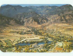 Unused Pre-1980 BROADMOOR HOTEL Colorado Springs Colorado CO hr5121