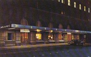Hotel Du Pont In Wilmington Delaware