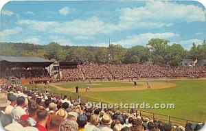 Doubleday Field Cooperstown, New York, NY, USA Unused