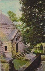 Arkansas Eureka Springs Kerens Memorial Chapel And Our Lady Of Fatima Shrine ...