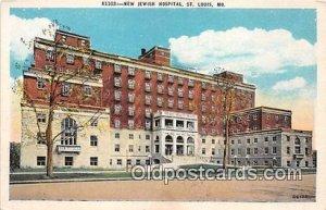 New Jewish Hospital St Louis, MO, USA Unused