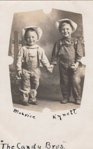 RP: Brothers Portrait , 1900-10s
