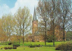 Saint Nicolai Kirche Kalkar Niederrhein Germany