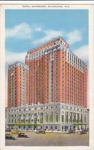 Hotel Schroeder Milwaukee Wisconsin