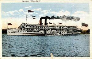 Canada - Steamer Kingston