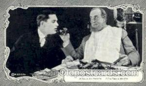 Theodore Roberts, Silent Movie Star Postcard Postcards Unused