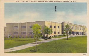 University Student Center, Bob Jones University, GREENVILLE, South Carolina, ...