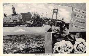 Portland Oregon~Places In Portland Oregon~1920 Postcard