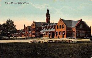 Union Depot Ogden, Utah, USA Utah Train Unused
