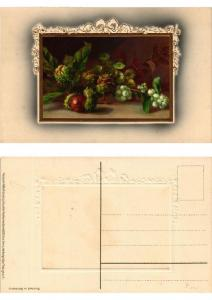 CPA Herbstgrusse Meissner & Buch Litho Serie 1633 (730503)