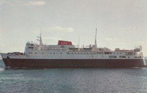 NORTH SYDNEY , Nova Scotia , 50-60s ; M.V. AMBROSE SHEA