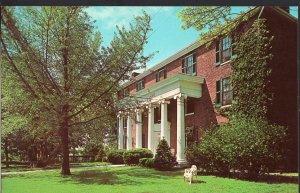 Kentucky ~ HARRODSBURG Beaumont Inn Chrome 1950s-1970s