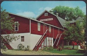 Red Barn Theater,Saugatuck,MI Postcard BIN