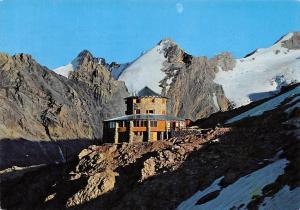 Italy Passo dello Stelvio Stilfserjoch Rifugio Tibet Hutte