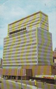 New York Rochester Midtown Plaza In Rochester 1964
