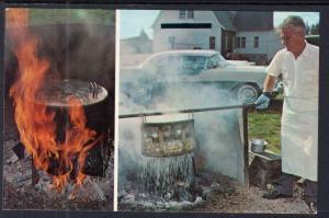 Fish Boil,Door County,WI
