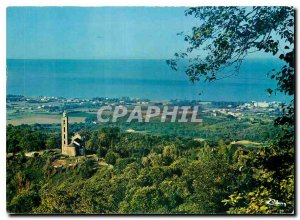 Old Postcard Corsica Island of Beauty Paradise Summer Beach Moriani