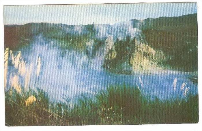 Rotorua , New Zealand, 40-60s