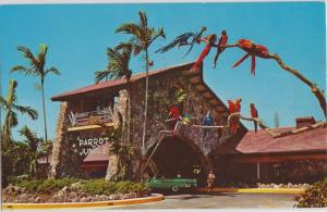 KENDALL - MIAMI / PARROT JUNGLE Main Building 1950s DEMOLISHED