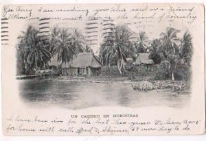 Un Caserio En Honduras