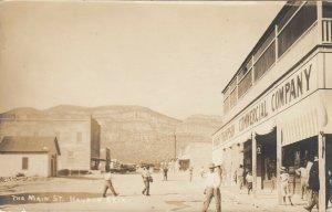 RP: HAYDEN , Arizona , 1916 ; Main Street