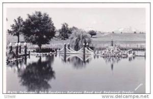 RP Petersen´s Rock Garden Between Bend & Redmond Oregon Sawyer, 10-20s