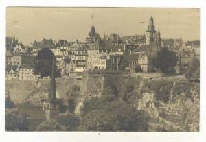 RP; Bird's Eye View, Luxembourg, PU-1945