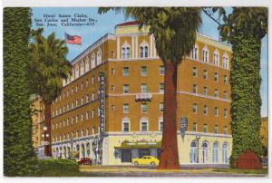 Hotel Sainte Claire, San Jose CA