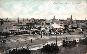 Yarmouth The London Boats Railroad 1908