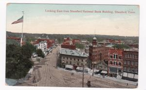 STAMFORD , Connecticut, PU-1910 ; Looking East