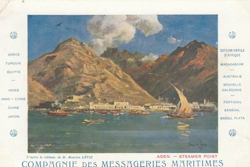 Steamer Point , Aden , Yemen , 1900-10s