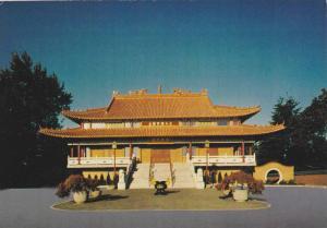 Kuan Yin Temple of the International Buddhist Society, Richmond, British Colu...