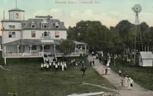CORNWALL , ONTARIO, 1900-10s ; Stanley Island