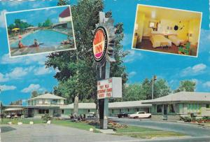Quality Inn,  Fort Villa,  Hwy #3,  Fort Erie,  Ontario,  Canada,  50-70s