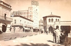Calle de Z Monterrey, real photo Italy Postal Used Unknown, Missing Stamp
