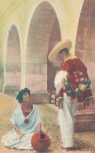 ESTADO DE PUEBLA, Mexico, 1938; Indian Type from Cuetzalan
